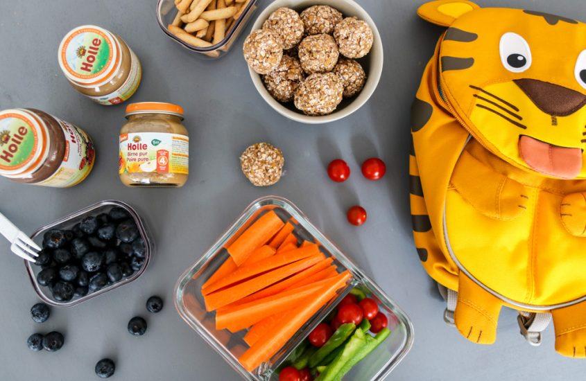 Unterwegs mit Kindern – Unsere Tipps für einen entspannten Ausflug und leckere Snackideen. [Werbung]